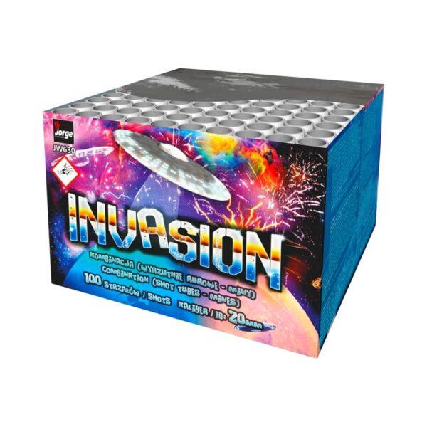 Invasion - JW630