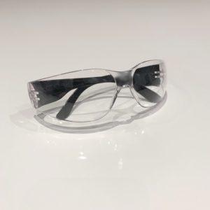 Sikkerhedsbrille til voksne - Sort